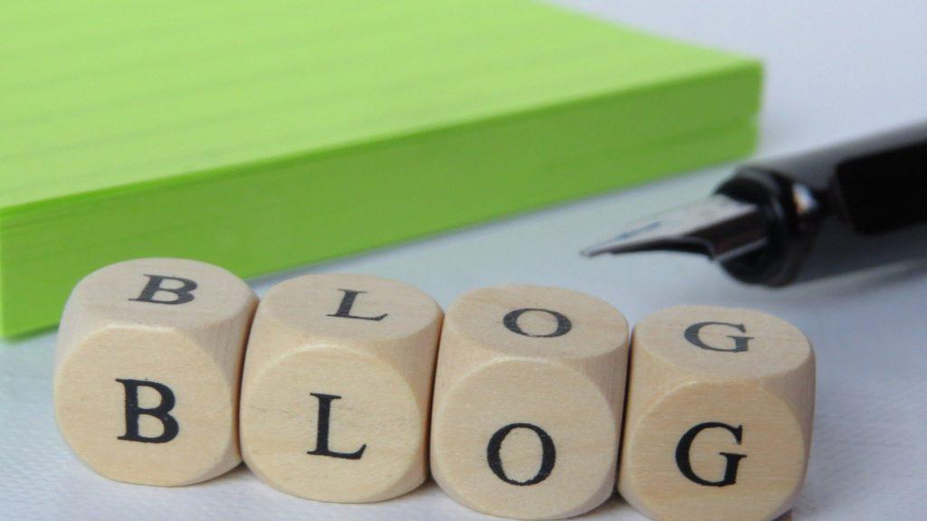 blogのキューブ
